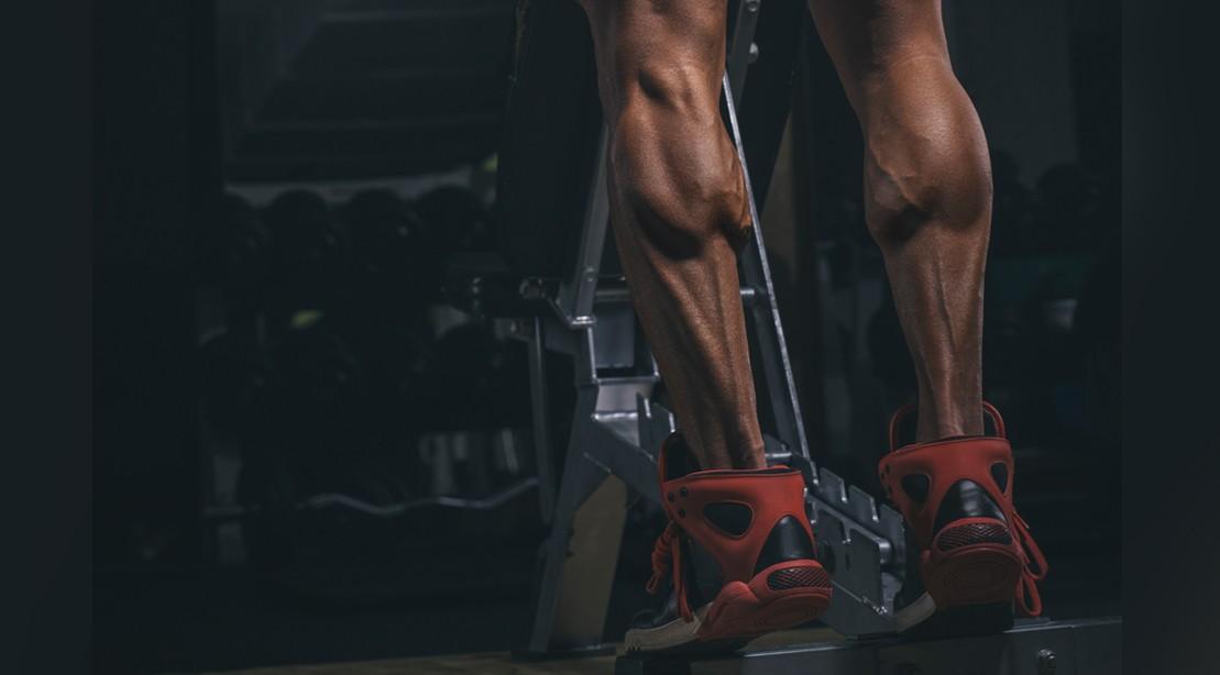 حرکت کشیدن عضلات ساق پا