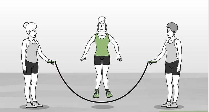 آموزش طناب زدن