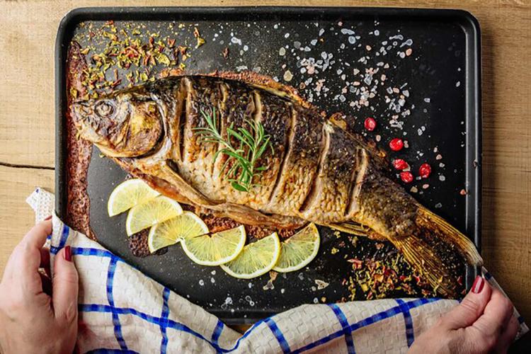 رژیم ماهی