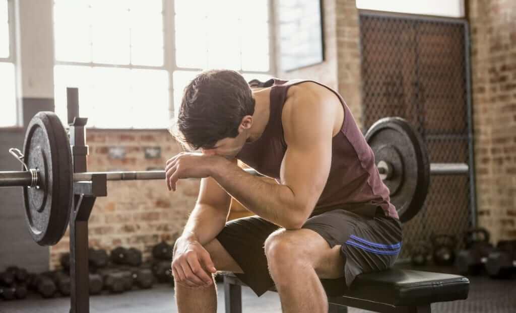 بی حالی و ضعف حین ورزش