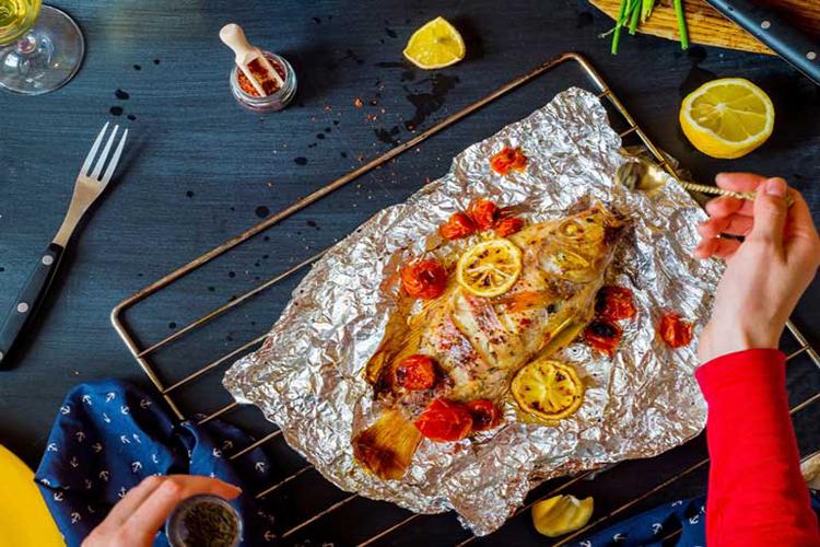 رژیم ماهی برای لاغری