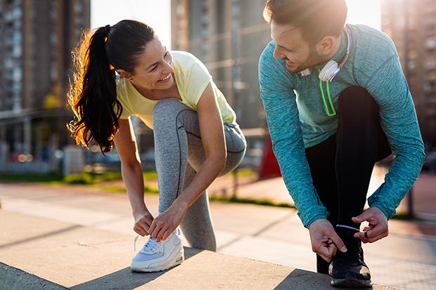 درمان استرس و اضطراب با ورزش