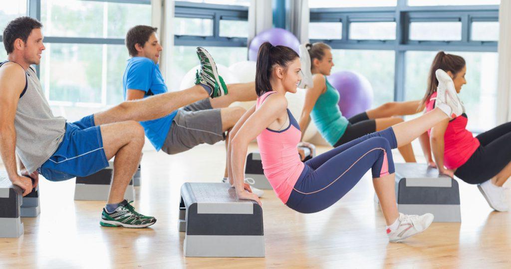 aerobics-training