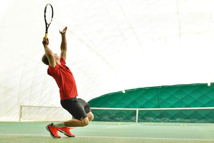 چربی سوزی ورزش تنیس