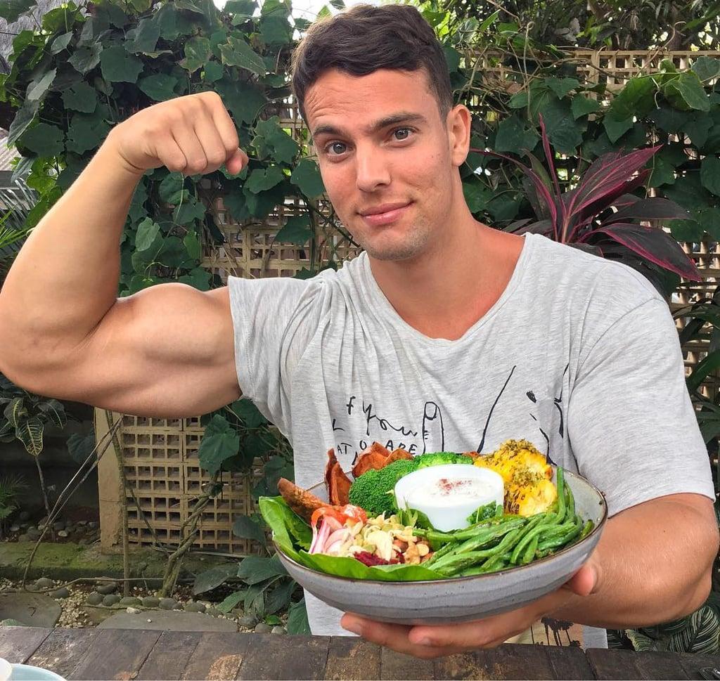 بدنساز گیاه خوار