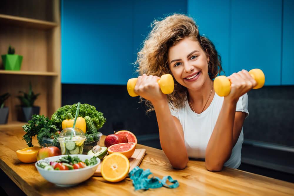 رژیم غذایی ورزشی
