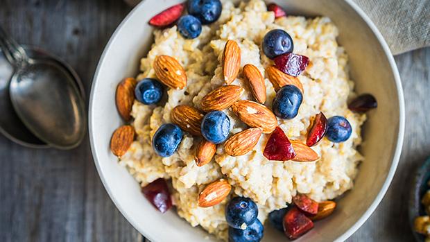 صبحانه پر پروتئین و عضله ساز