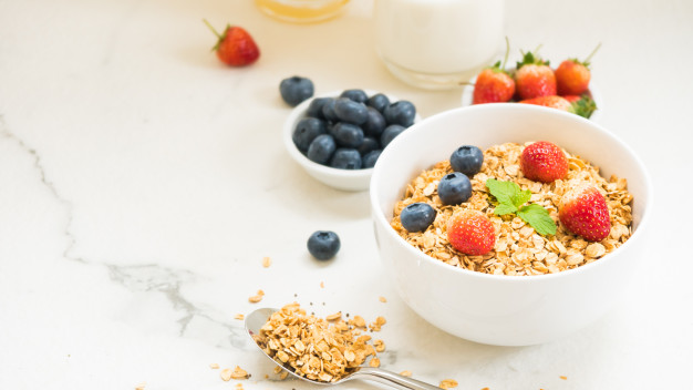 جو دوسر صبحانه پروتئینی