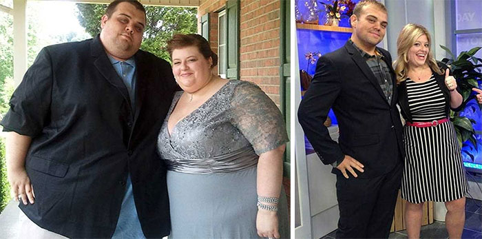 چاقی بعد از ازدواج