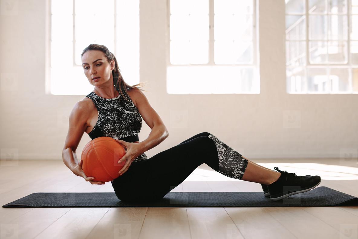 ورزش بزرگ کردن سینه