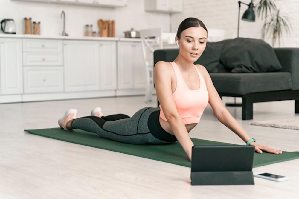ورزش سفت کردن سینه