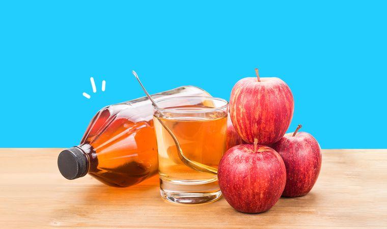 سرکه سیب برای لاغری