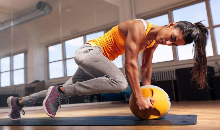 ورزش بدنسازی برای لاغری