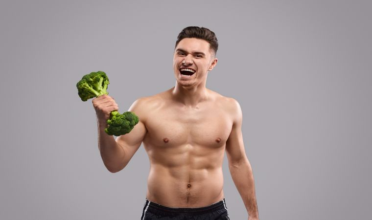 پروتئین گیاهی عضله ساز