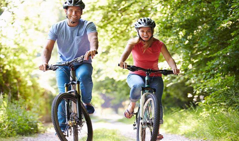 فواید دوچرخه سواری در لاغری