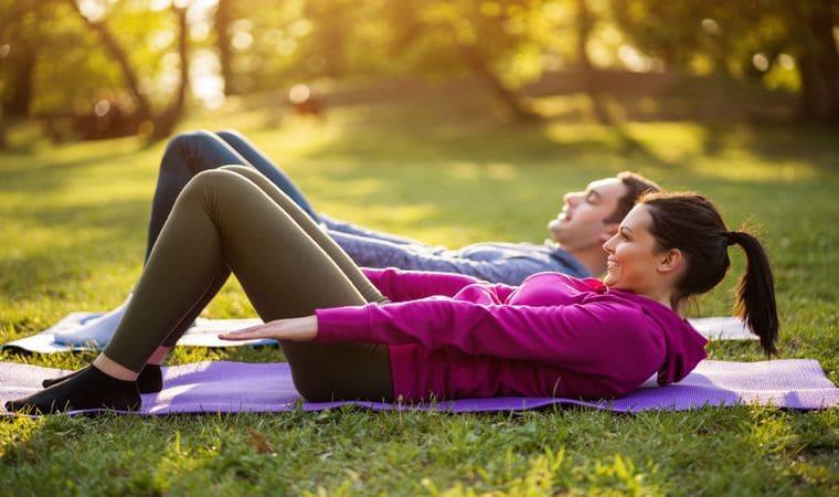 حرکات اصلاحی بدن